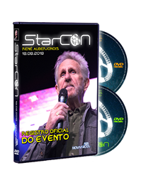 DVD StarCon 25 Anos de Deep Space Nine